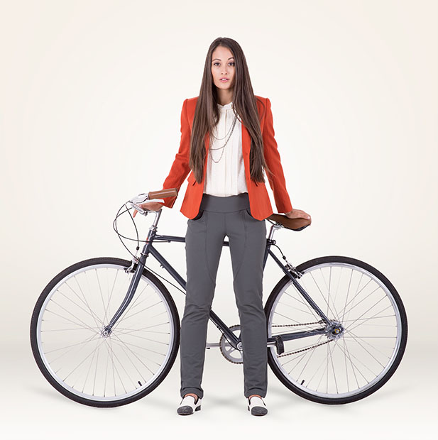 Bike Beautiful with Women's Bicycle Clothing Brand Iladora