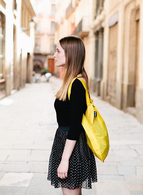 Notabag: The Reusable Bag Solution