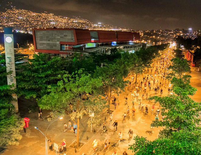 Medellín to Host the Fourth Edition of the World Bicycle Forum