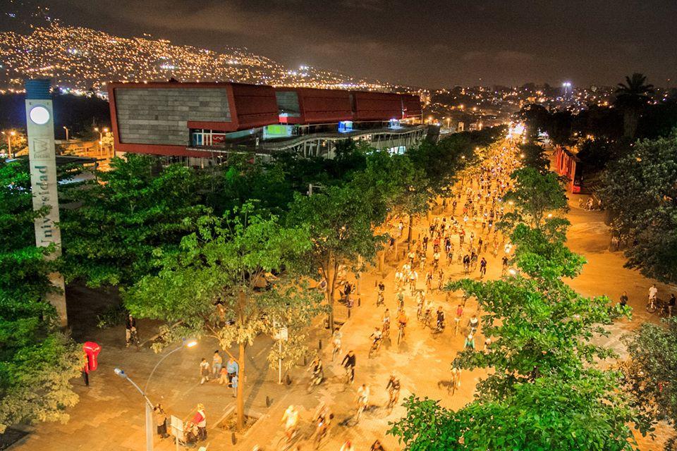 Plaza Mayor Medellín Colombia