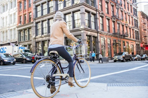 Women's Cycling Pants from Proof NY