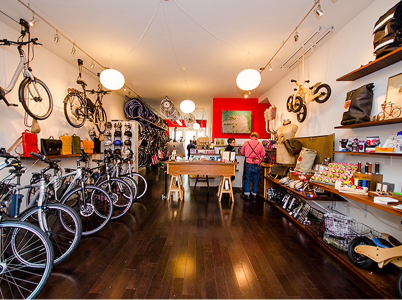 Bike Shop – The New Wheel