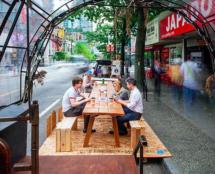 Park(ing) Day to Parklet in 6 Steps