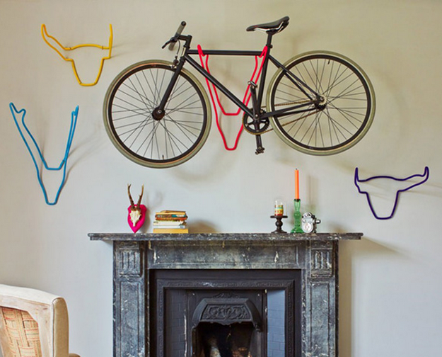8 Ways to Store Your Bike That Look Cool