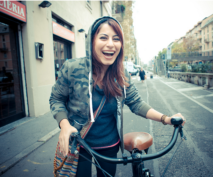 Can Everyday Bicycling Make You Happier?