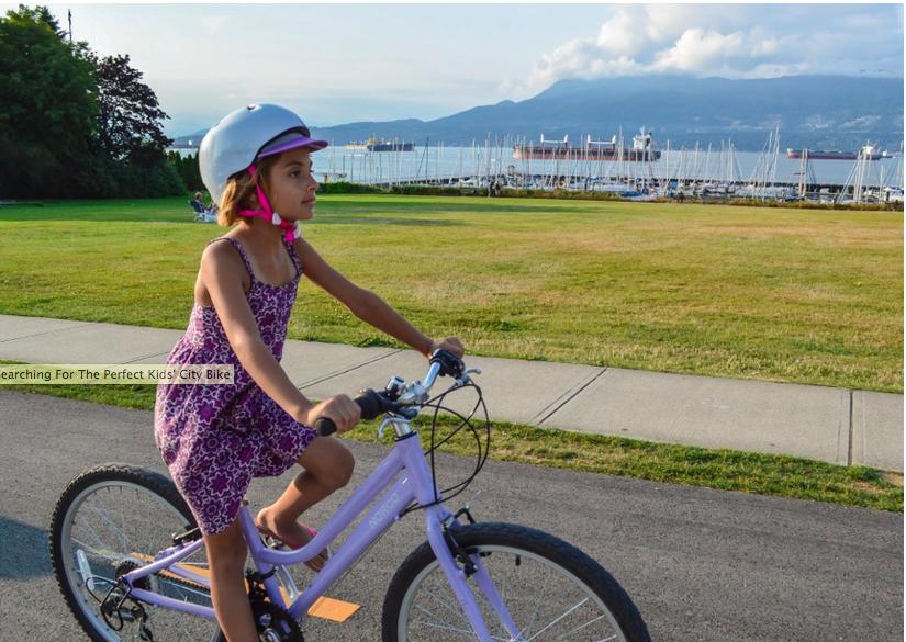 Norco City Glide 24″ Kids Bike Review
