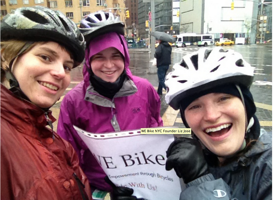 WE Bike NYC Carves Out a Place for Women in Biking