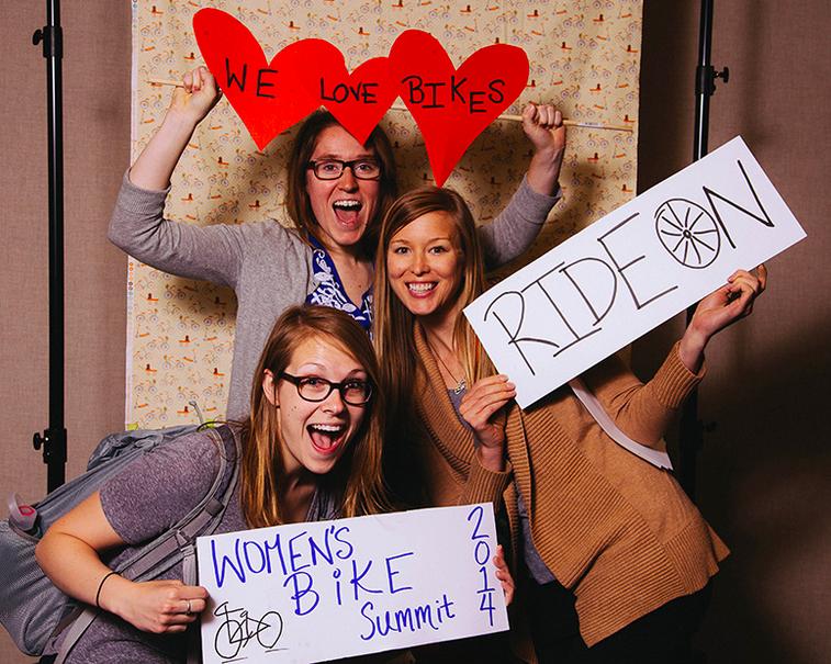 Women's Bike Summit in Kansas City