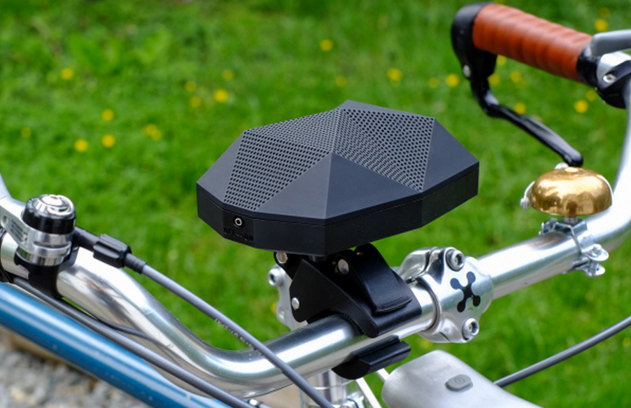 Outdoor Technology Turtle Shell Wireless Bike Speaker Review