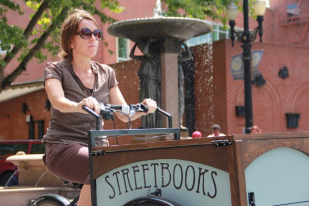 Street Books: The Library on a Cargo Trike