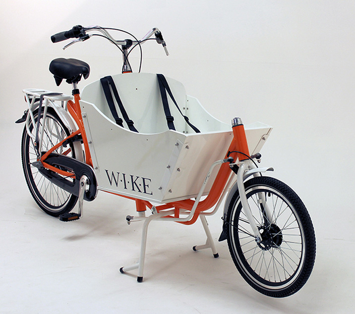 Wike Box Bike Cargo Bike