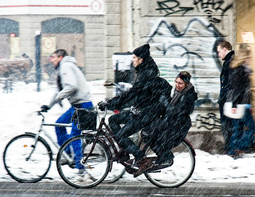 3 Winter Cycling Myths Debunked
