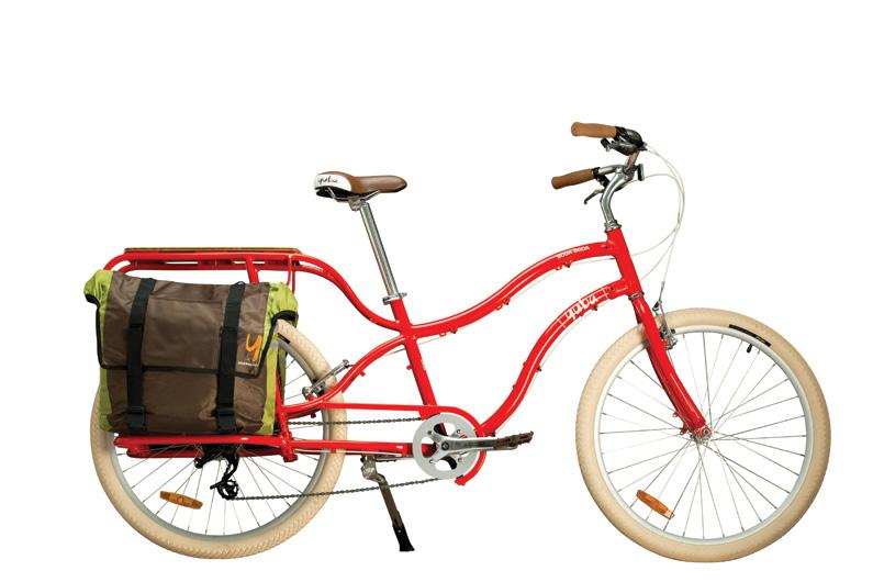 Yuba Boda Boda and Accessories Cargo Bike Review