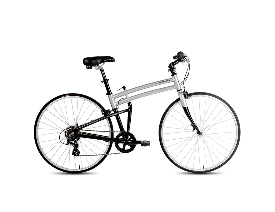 Montague Crosstown Folding Bike Review