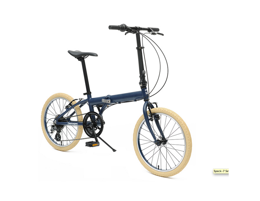 Six Folding Bikes for Daily Life