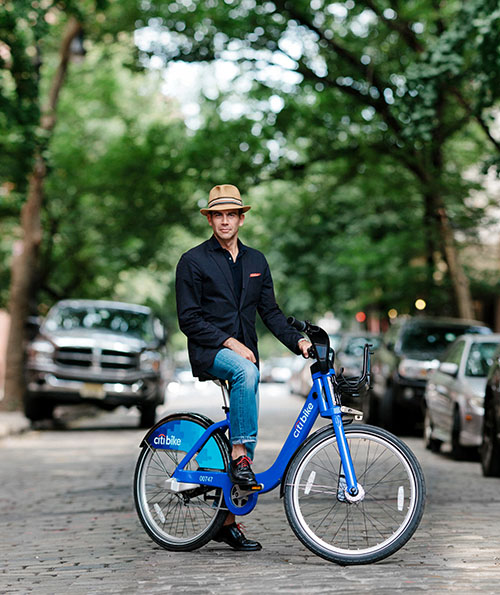 New York's Citi Bike