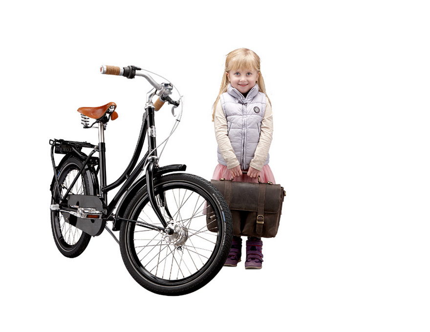 Velorbis Brings Style to Children's First and Second Bikes