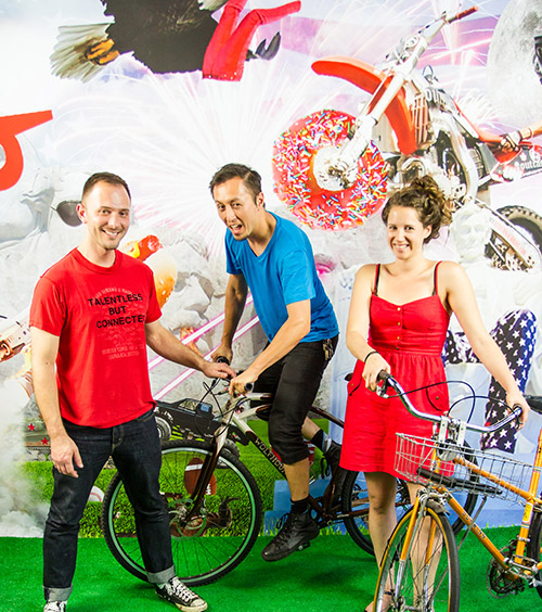 Spotlight on Bicycle Fashion Designers – Betabrand