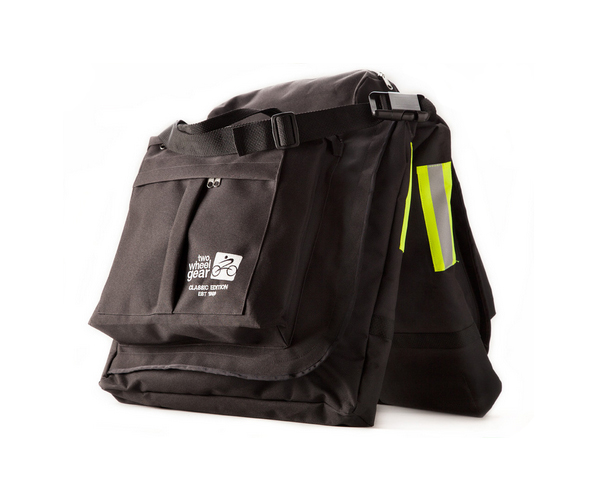 Two Wheel Gear's Bike Suit Bag