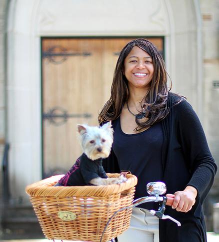 Darlene Davis shares her Bike Style