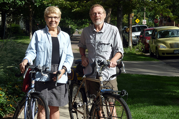 Seniors Discover a Bicycle Life