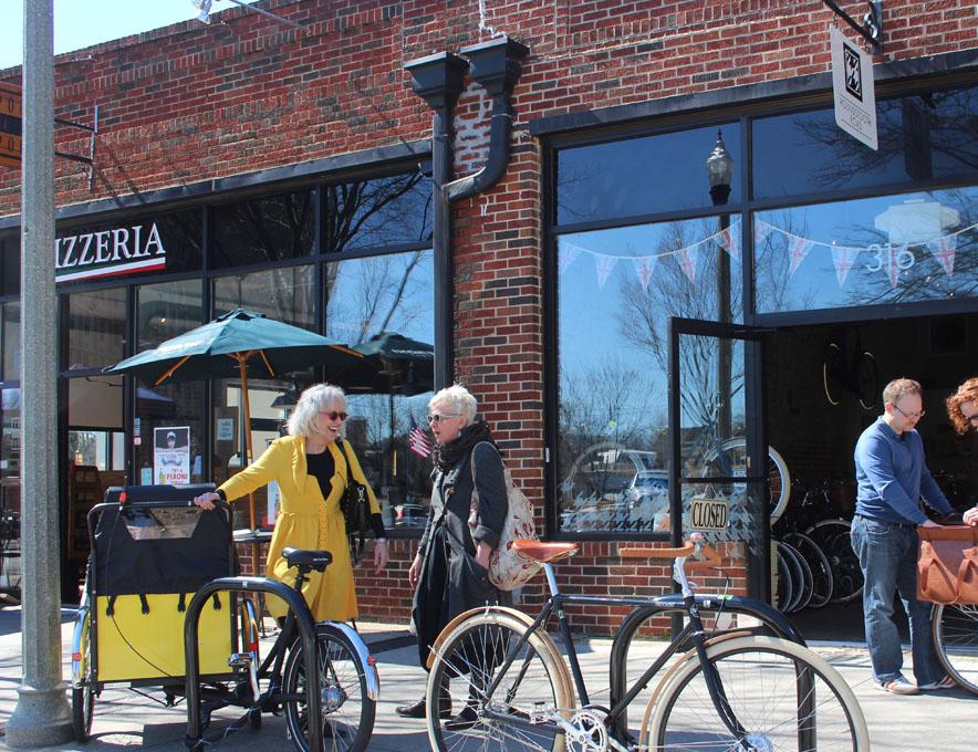 Bike Shop: Houndstooth Road