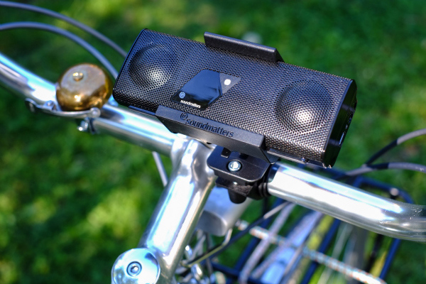 Soundmatters foxLv2 Bike Speaker Review