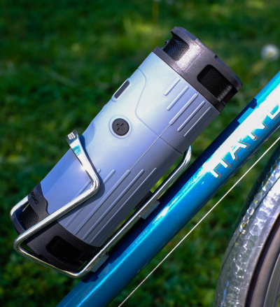 Scosche boomBOTTLE Bike Speaker Review