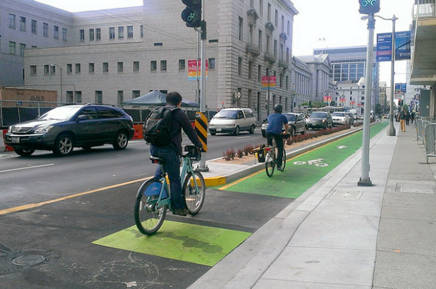 What Makes a Bike Lane Great?