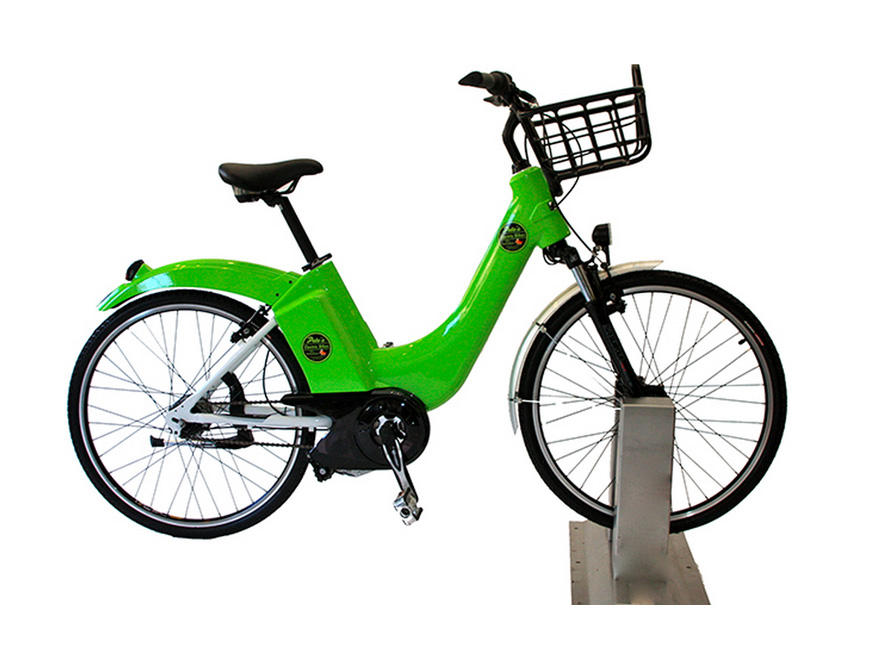 Electric Bike Share