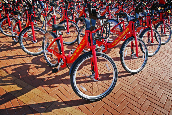 Next Wave of Bike Share Systems to Reach Broader Communities