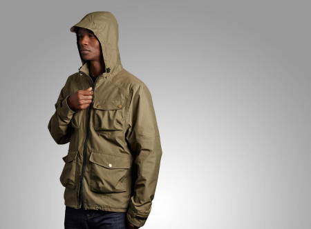 Upright Cyclist Brighton Fishtail Parka