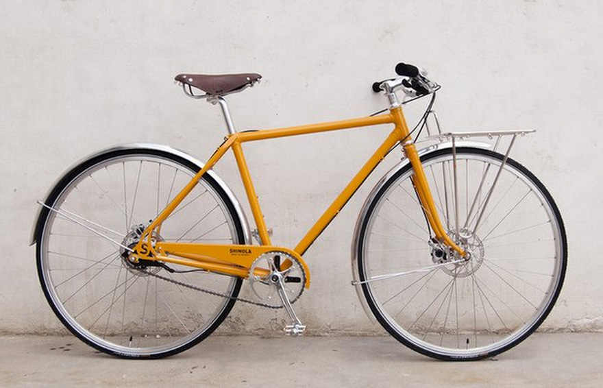 Shinola Runwell City Bike Review