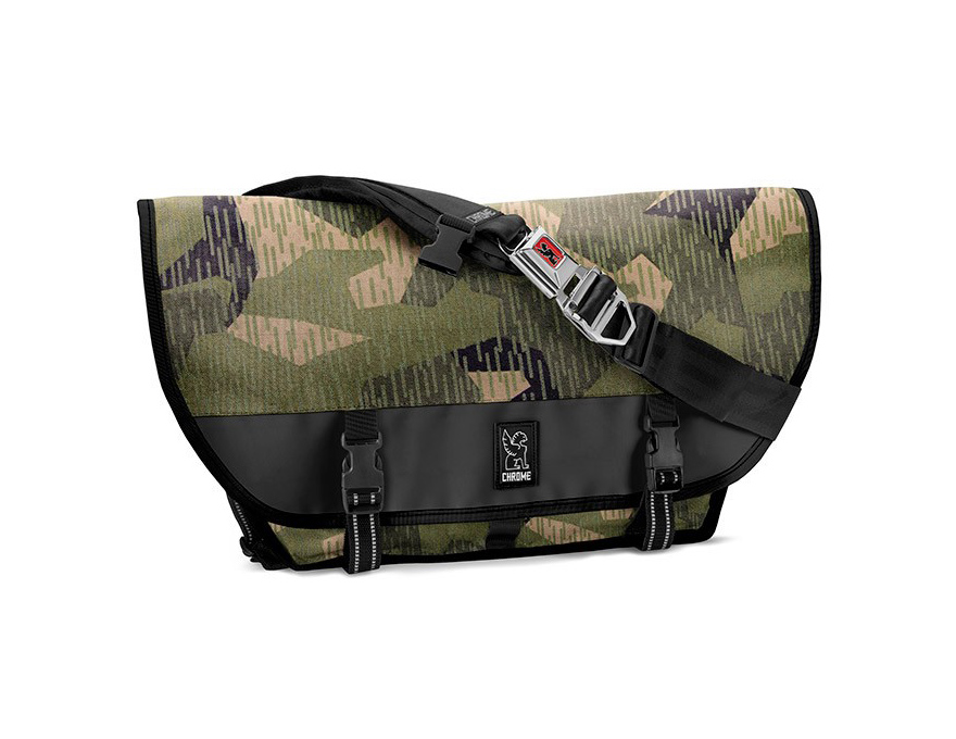 Chrome Industries Citizen Messenger Bag Review