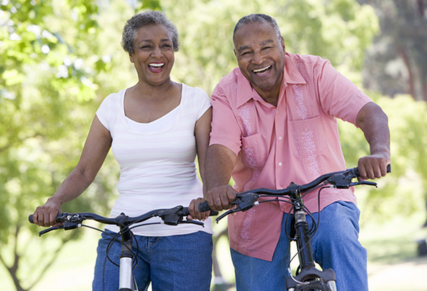 Is Bicycling a Form of Preventive Health Care?