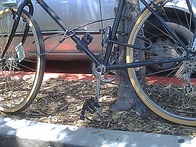 No More Bike Theft!