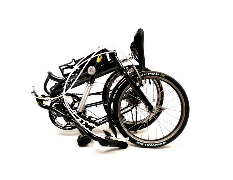 Bike Friday 1st Class tikit Folding Bike Review