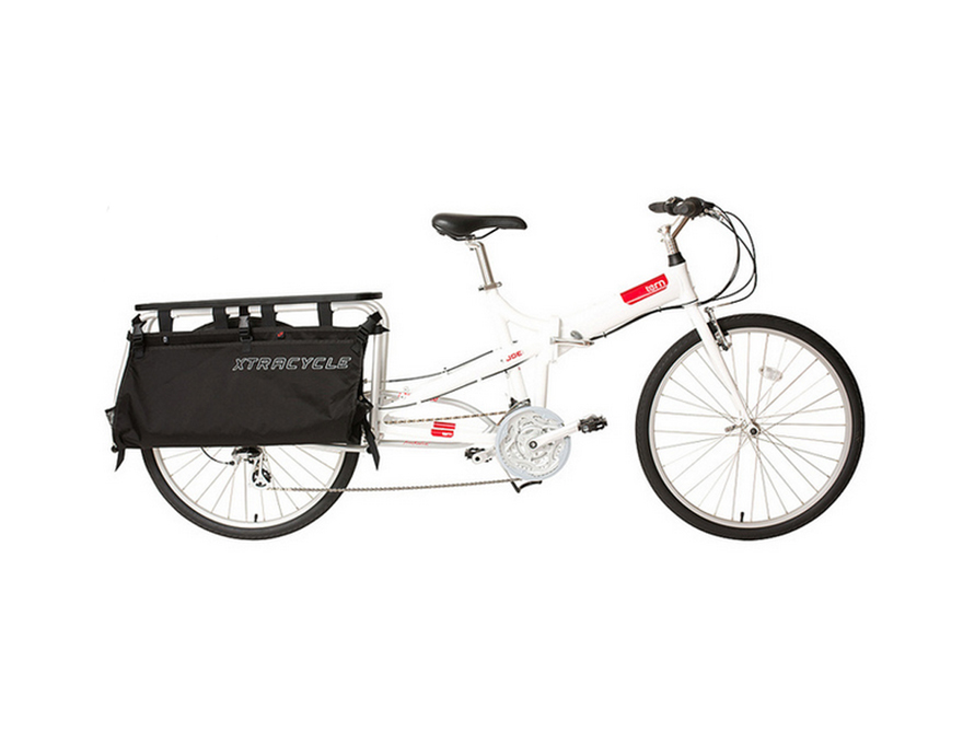 Xtracycle Tern Cargo Joe Cargo Bike Review