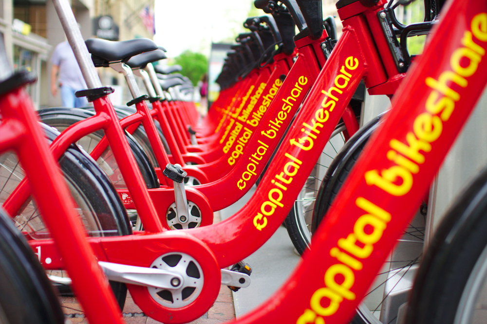 Now We Have Scientific Proof that Bikeshare Makes Your City Cleaner