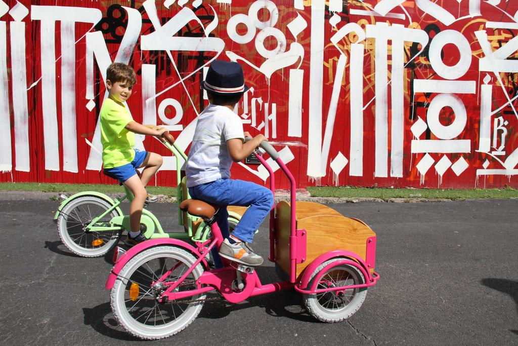 Republic Bike Launches Limited Edition Kids Cargo Bike