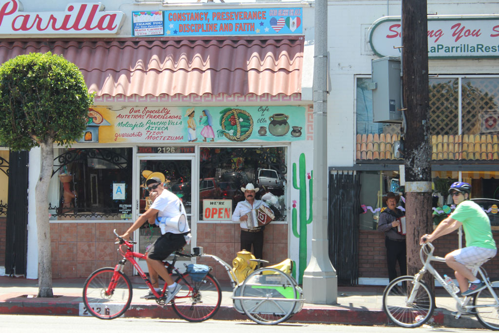 Get Your Taco Fix in Los Angeles with LA Cycle Tours