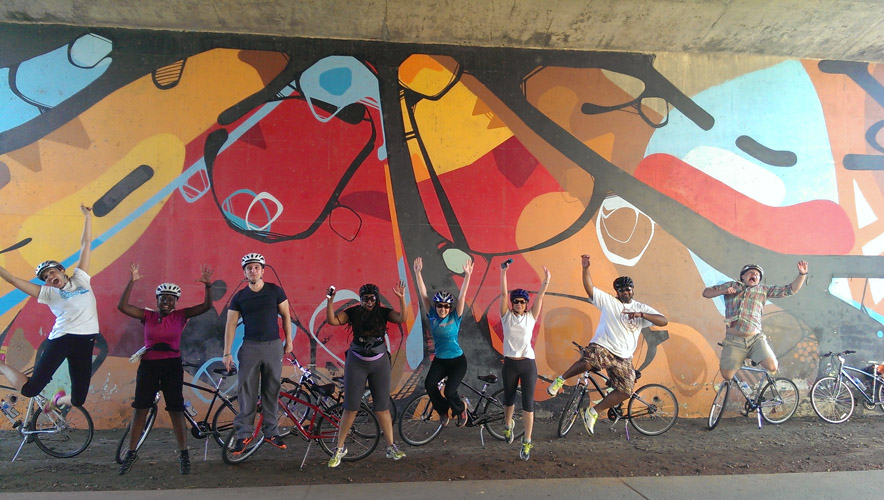 Get to the Heart of the City with Bicycle Tours of Atlanta