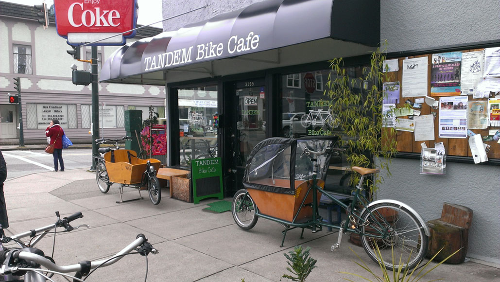 Six Bike Friendly Bars And Cafes Momentum Mag