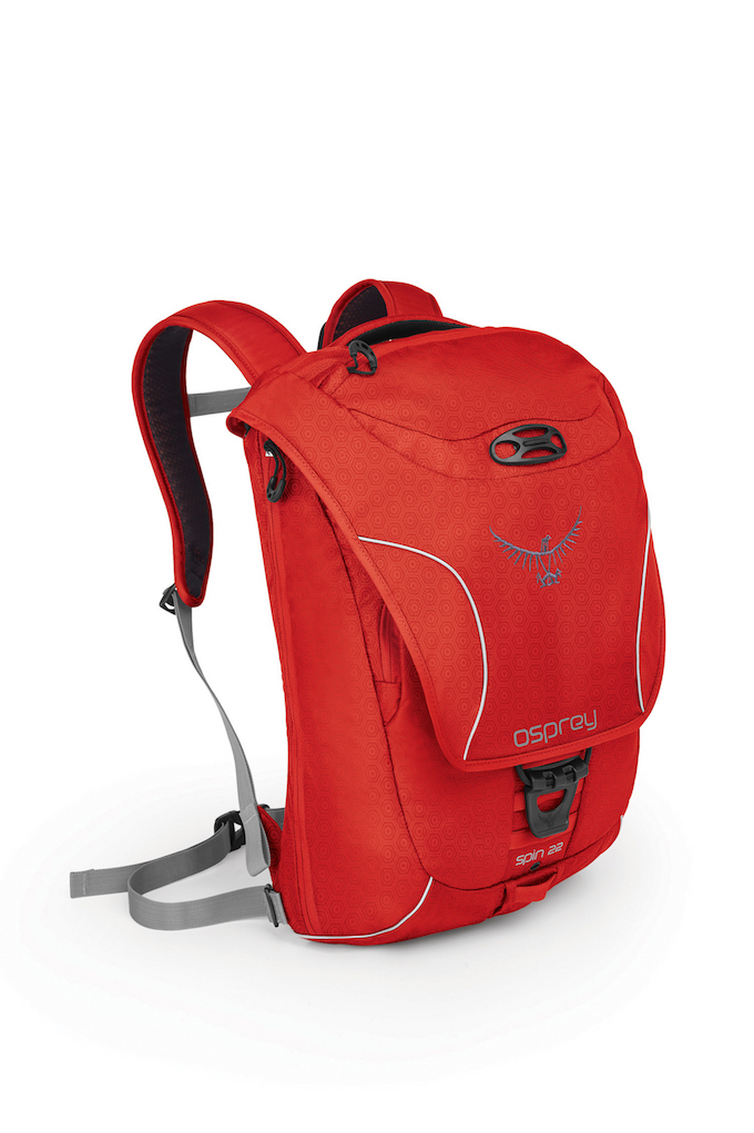Osprey Spin 22 Backpack Review