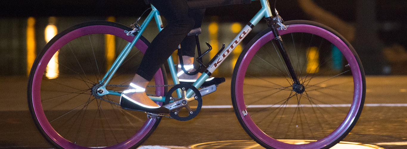 Reflective Innovations for the Urban Cyclist