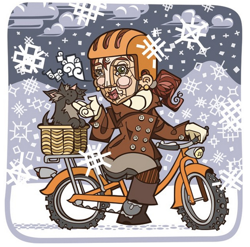 Winter Riding Guide: Tips for the Central-Northeast
