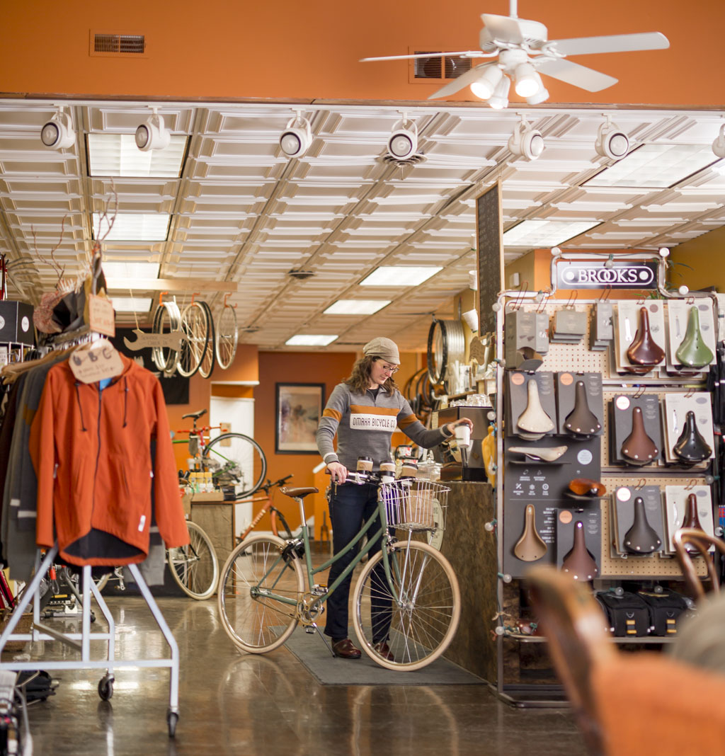 Bike Shop – Omaha Bicycle Co.