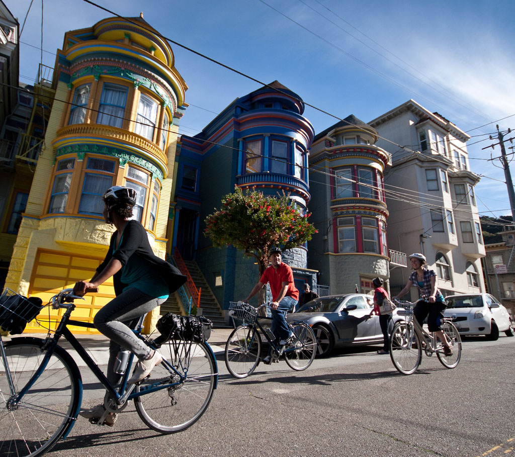 Get To Know the Golden Gate City with Streets of San Francisco Bike Tours