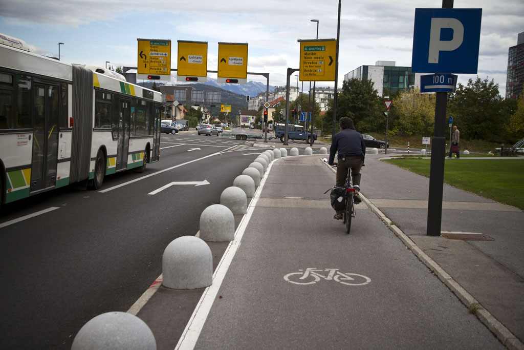 Ljubljana Leading the Way as a European Cycling Capital
