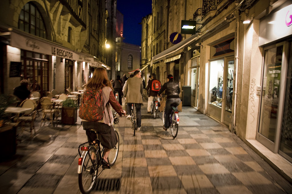 France's Tour de Force in City Biking